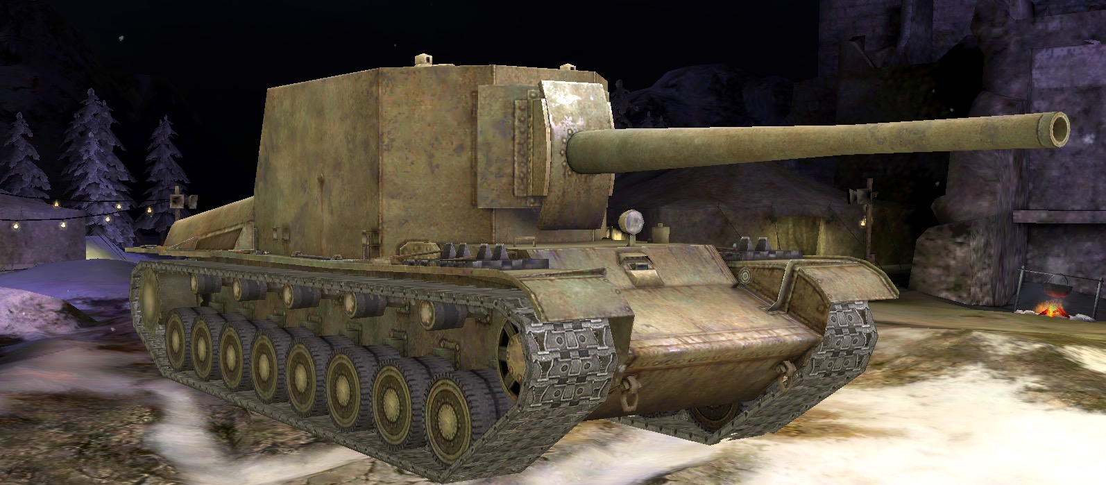 SU-100Y - World of Tanks Blitz Wiki*
