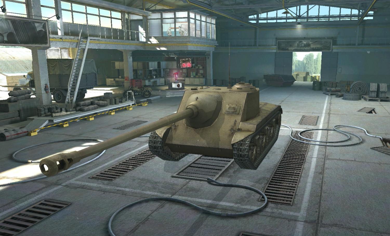 WoTB T25 AT 105 mm AT Gun T5E1.JPG