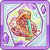 翠奏のハープブローチ(欠片)