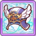 極翼天の賢聖帽