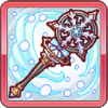 氷雪華晶の杖