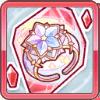白聖石ダイヤモンドスター