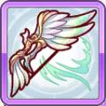 白銀の大翼弓