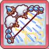 白雨の流転弓