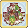 翠緑の霊衣