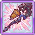 黒蛇龍の杖