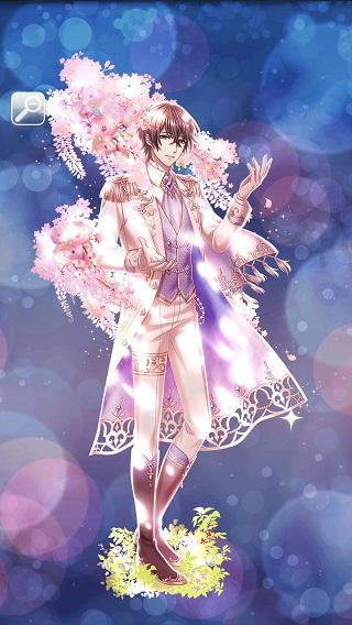はじまりの夢桜 ナビ太陽