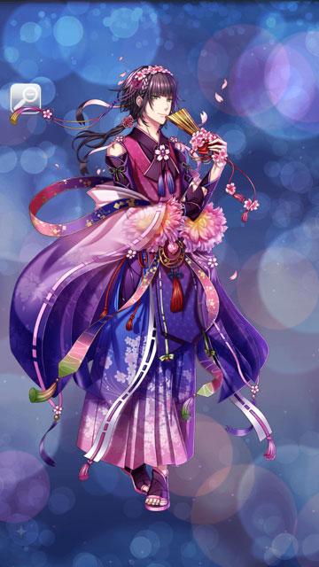 めぐる季節 桜花月