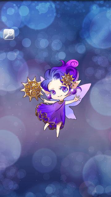 サンフェアリー(紫)画像