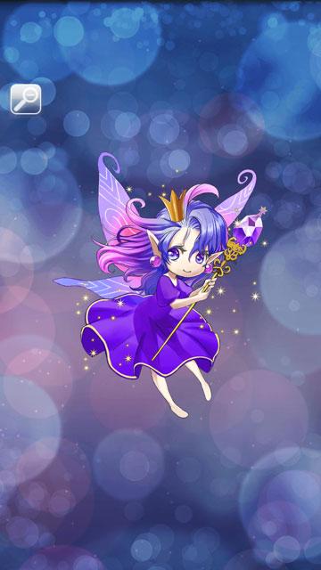 フェアリープリンセス(紫)画像