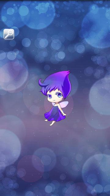 フェアリーベビー(紫)画像