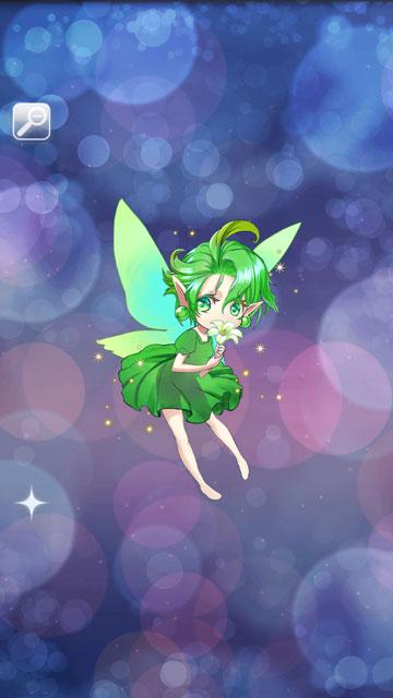フェアリーレディ(緑)画像