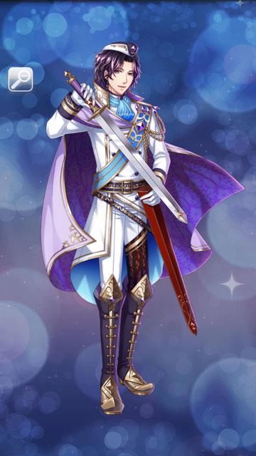 剣と盾の想い ジーク太陽
