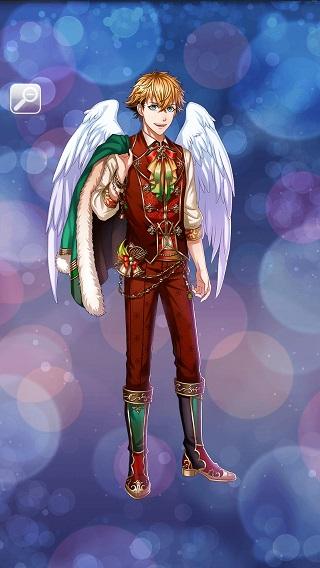 夢運ぶクリスマスサーカス アディエル覚醒前