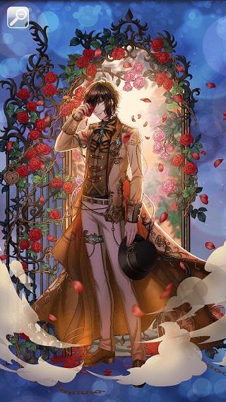 天の園に秘密は咲きて エドモント太陽