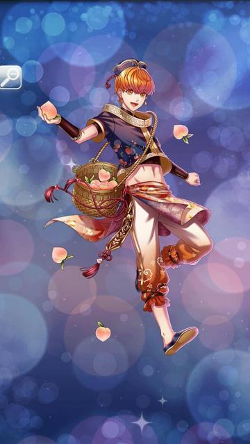 恋煩いと幸福の桃 カイネ月