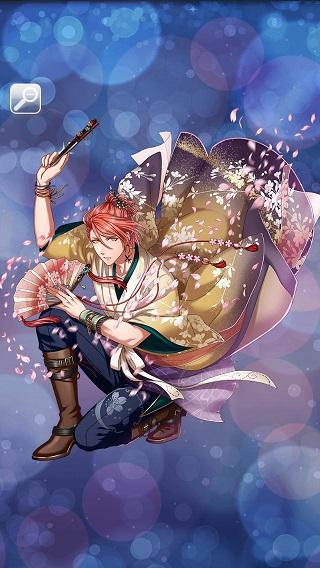 桜舞い、恋灯る リーヤ太陽