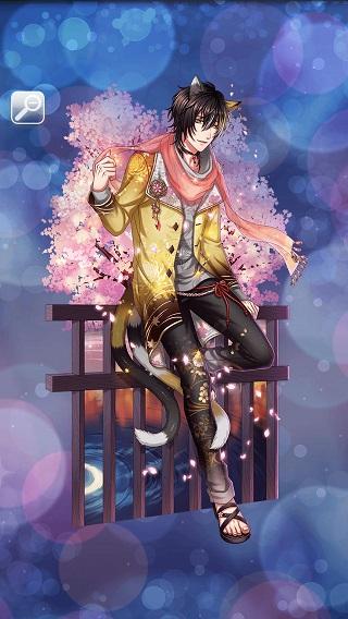 桜舞い、恋灯る 那由多月