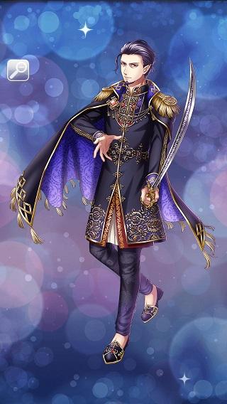 決意の剣×愛の舞踏 アルフレッド月