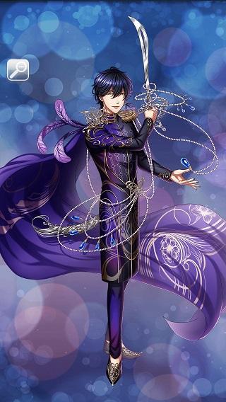 決意の剣×愛の舞踏 カーライル月