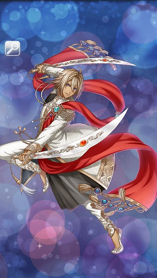 決意の剣×愛の舞踏 ハルディーン月