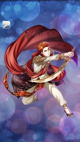 決意の剣×愛の舞踏 フォイア月