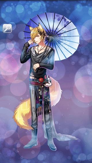 狐雨の茶会 アピス月