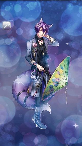 狐雨の茶会 サキア月