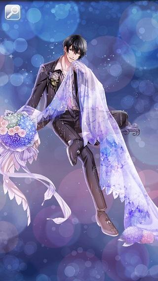 祝雨の婚宴 イヌイ月