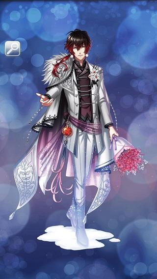 聖夜に灯る水晶花 アキト月
