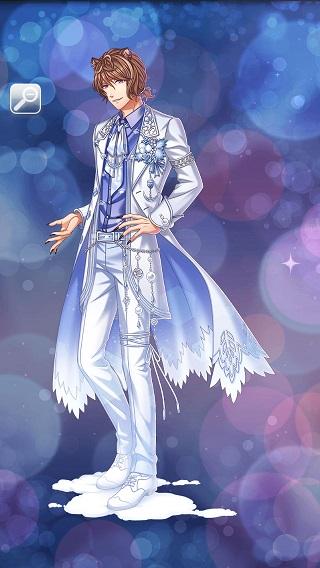 聖夜に灯る水晶花 ベウル月