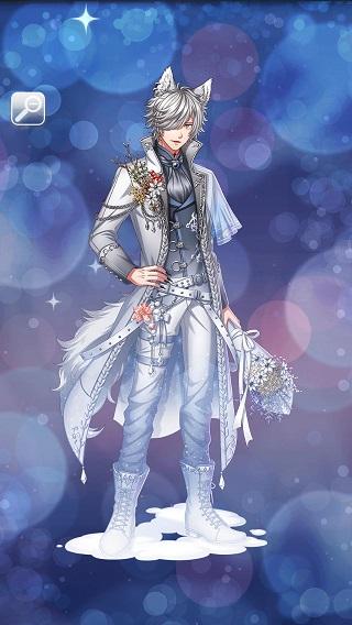 聖夜に灯る水晶花 ヴィム月