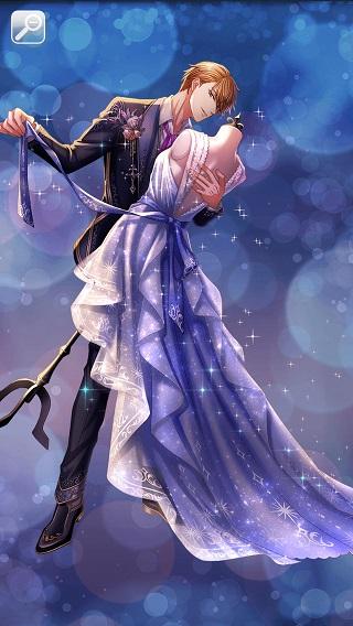 艶めくドレスに口づけを カリバーン月