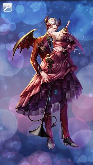 艶めくドレスに口づけを ヴァスティ月