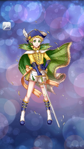 花騎士の誓い リオン月