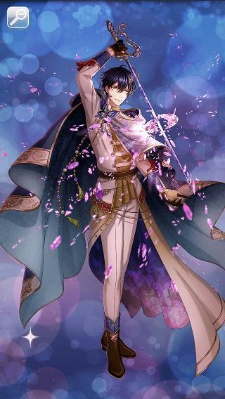 運命告げる桜の貴石 カーライル太陽