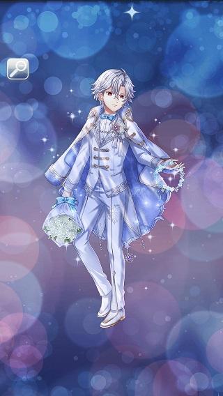雪月花の花嫁 シュニー太陽
