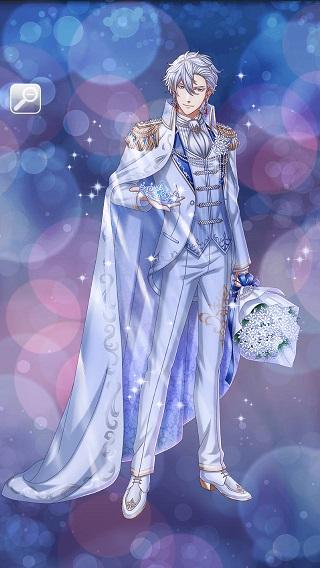 雪月花の花嫁 フロスト太陽