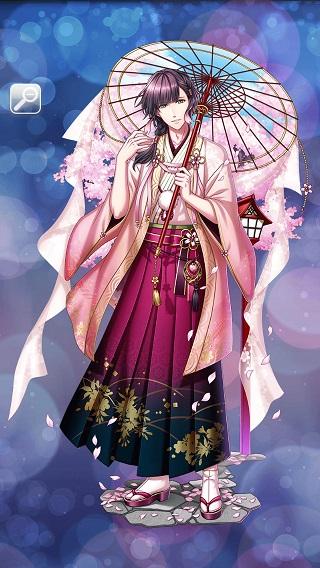 雪月花の花嫁 桜花月