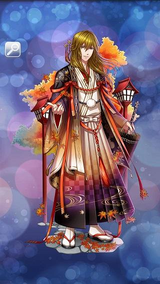 雪月花の花嫁 楓月
